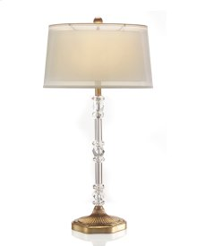Crystal Sophisticated Lamp