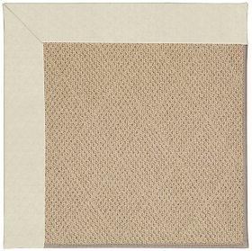 Creative Concepts-Cane Wicker Canvas Sun Tile