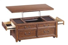 Lift Top Cocktail Table (T478-20)