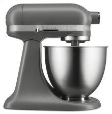 Artisan® Mini 3.5 Quart Tilt-Head Stand Mixer - Matte Gray