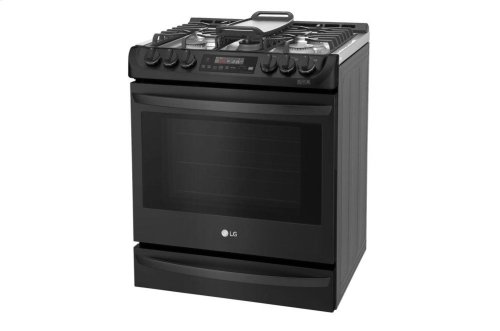 6.3 cu. ft. Smart wi-fi Enabled Gas Single Oven Slide-In Range with ProBake Convection®