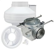 Inline Exhaust Fan Kit with Light Product Image