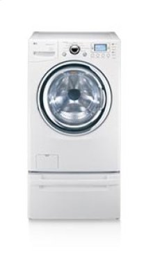 SteamWasher™ and SteamDryer™ Full-Size Washer/Dryer Combo with Allergiene™ Cycle