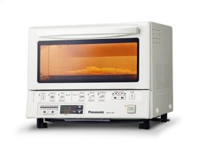 FlashXpress™ Toaster Oven with Double Infrared Heating - White - NB-G110PW