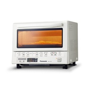 FlashXpress Toaster Oven with Double Infrared Heating - White - NB-G110PW - WHITE