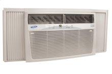 25K BTU Electronic control w/remote & supplemental heat Heat/Cool Air Conditioner
