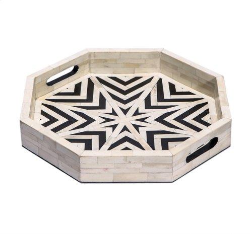 Kiara Octagonal Tray - Small