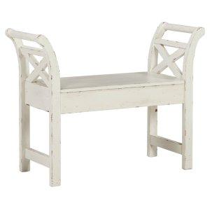 Ashley FurnitureSIGNATURE DESIGN BY ASHLEHeron Ridge Accent Bench