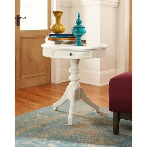 Lynn Haven Round Accent Table-Kd