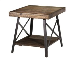 Crosswinds Rectangular End Table