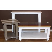 """#532 Palm Bay Console Table 46""""wx16""""dx35.5""""h"""