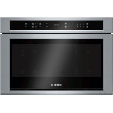 800 Series Drawer Microwave 24'' Stainless steel HMD8451UC