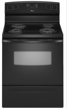 4.8 cu. ft. Electric Range with Temp Assure™ Cooking System