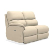 Trouper Power Right-Arm Sitting Reclining Loveseat