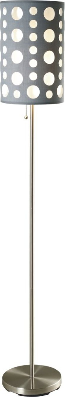 A9300 Gray Floor Lamp