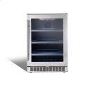 "Saxony 24"" single zone beverage centre. Product Image"