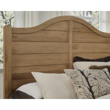 Queen Shiplap Bed with available storage