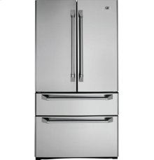 GE Monogram® 20.6 Cu. Ft. French-Door Two Drawer Free-Standing Refrigerator ***FLOOR MODEL CLOSEOUT PRICING***
