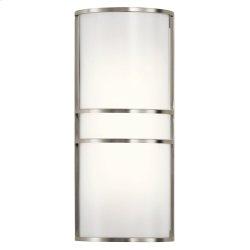 2 Light LED Wall Sconce NI