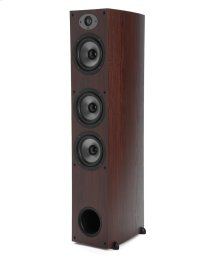 High performance tower with three 6 1/2-inch drivers.