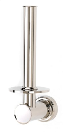 Infinity Reserve Tissue Holder A8767 - Polished Nickel