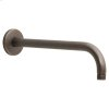 Wall Mount Right Angle Shower Arm - Polished Nickel