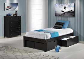 Venice Platform Bed With Storage