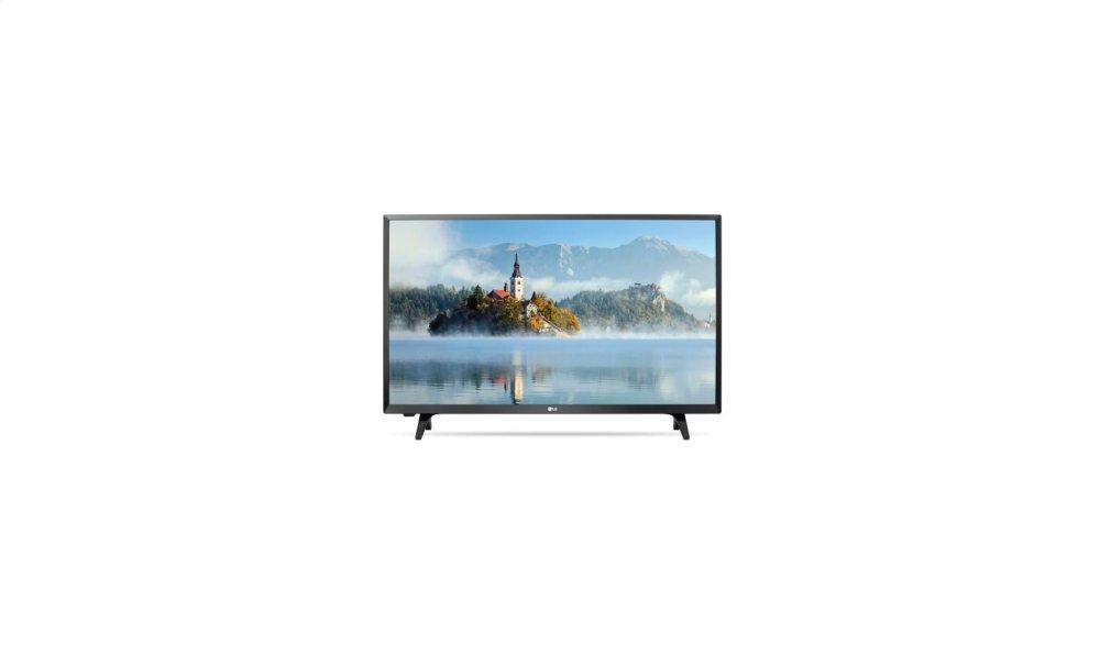 "LG LK610BPUA-Series 32/""-Class HDR HD Smart LED TV with 720p Resolution"