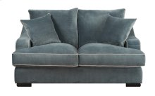 Loveseat W/2 Pillows Marine
