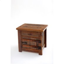 Heritage Richland 1 Door 1 Drawer Nightstand