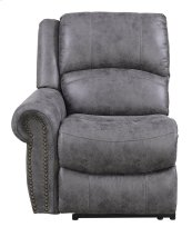 Emerald Home Spencer Modular Recliner Charcoal Gray U7122-41-03