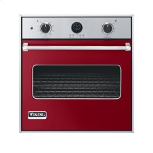 "Apple Red 27"" Single Electric Premiere Oven - VESO (27"" Single Electric Premiere Oven)"