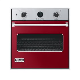 """Apple Red 27"""" Single Electric Premiere Oven - VESO (27"""" Single Electric Premiere Oven)"""