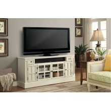 Charlotte 62 in. TV Console with Power Center