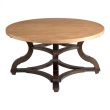 Voyage Round Cocktail Table
