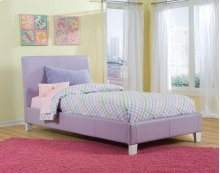 Twin Lavender Bed