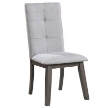 Ashland Side Chair, set of 2, in Grey