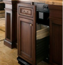 "Monogram 15"" Built-in Compactor"