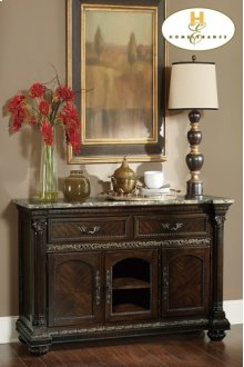 Server, Faux Marble Top