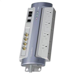 PanamaxMax 8 AV - 8 AC; Coax and Tel; AVM, Line Filtration