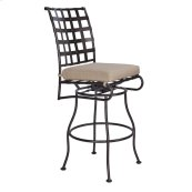 Swivel Bar Stool With No Arms