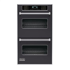 "Graphite Gray 30"" Double Electric Touch Control Premiere Oven - VEDO (30"" Wide Double Electric Touch Control Premiere Oven)"