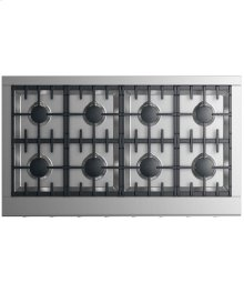 "Gas Rangetop 48"" 8 burners (LPG)"