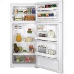 GE Ge® 15.5 Cu. Ft. Top-Freezer Refrigerator