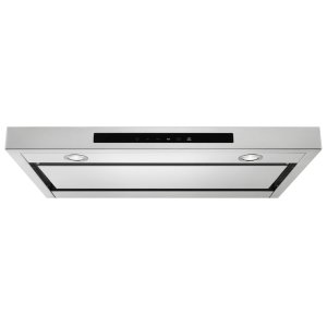 "KitchenAid30"" Low Profile Under-Cabinet Ventilation Hood - Stainless Steel"
