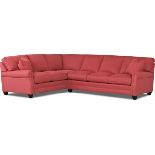 Comfort Design Living Room Camelot Sectional C7000 SECT
