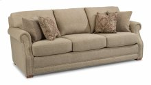 Coburn Fabric Sofa with Nailhead Trim