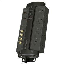 Max 8 AV Pro - 8 AC; Coax and Tel; AVM, Line Filtration