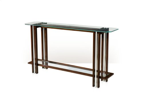 Doubles III Console Table