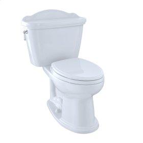 Eco Whitney® Two-Piece Toilet, 1.28 GPF, Elongated Bowl - Cotton